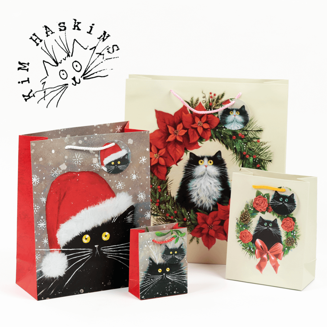 Kim Haskins Gift Bags from Puckator UK